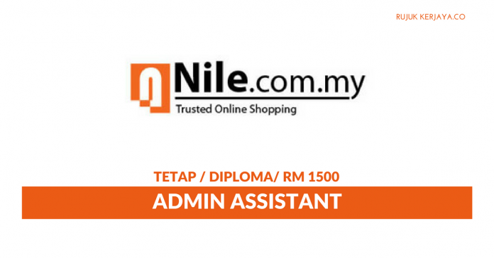 Admin Assistant Nile Store