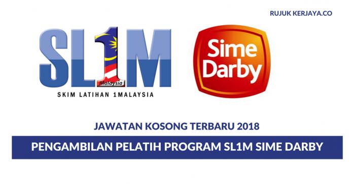 Pengambilan Pelatih Program Skim Latihan 1Malaysia Sime Darby