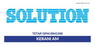 Solution Engineering ~ Kerani Am
