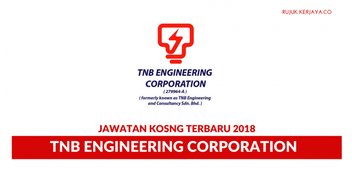 TNB Engineering Corporation ~ Supervisor