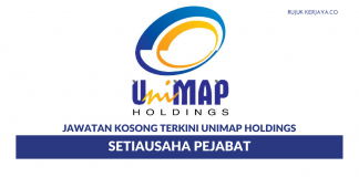 UniMAP Holdings ~ Setiausaha Pejabat