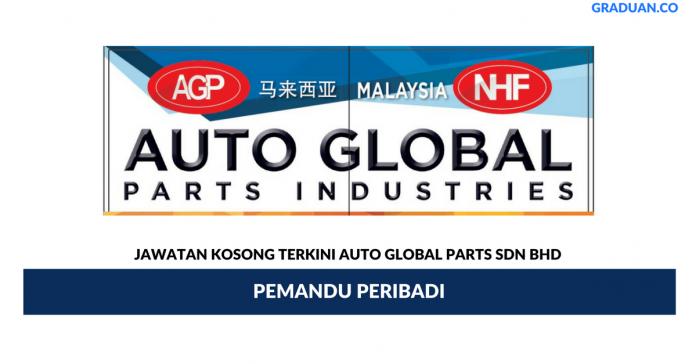 Permohonan Jawatan Kosong Terkini Auto Global Parts Sdn Bhd
