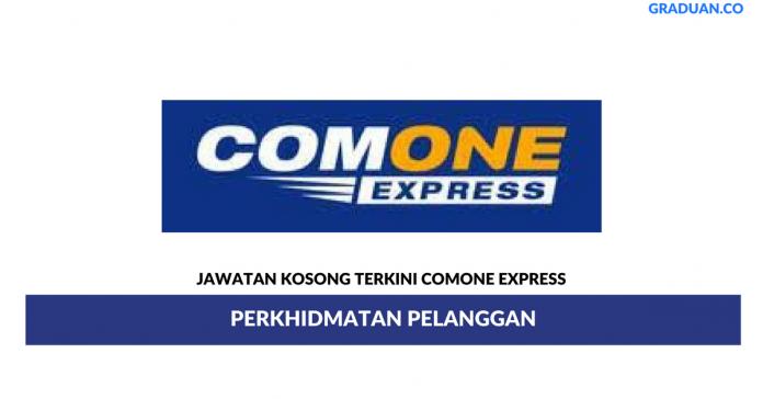 Permohonan Jawatan Kosong Terkini ComOne Express