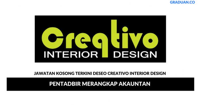 Permohonan Jawatan Kosong Terkini Deseo Creativo Interior Design