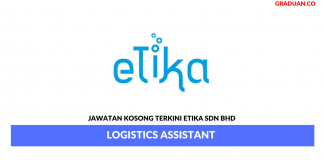 Permohonan Jawatan Kosong Terkini Etika Sdn Bhd