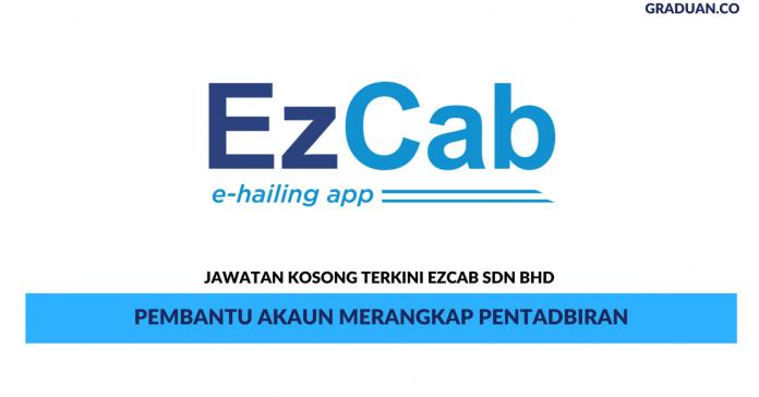 Permohonan Jawatan Kosong Terkini EzCab Sdn Bhd