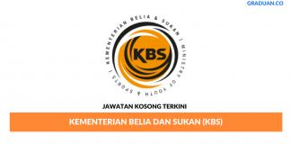 Permohonan Jawatan Kosong Terkini Kementerian Belia dan Sukan (KBS)