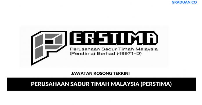 Permohonan Jawatan Kosong Terkini Perusahaan Sadur Timah Malaysia (PERSTIMA)