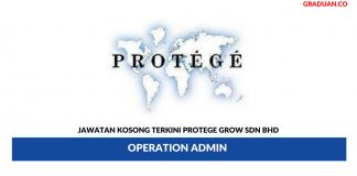 Permohonan Jawatan Kosong Terkini Protege Grow Sdn Bhd