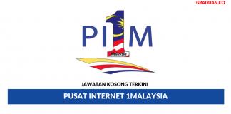 Permohonan Jawatan Kosong Terkini Pusat Internet 1Malaysia