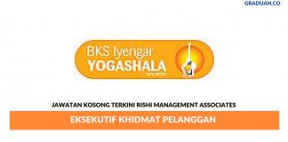 Permohonan Jawatan Kosong Terkini Rishi Management Associates