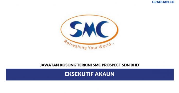 Permohonan Jawatan Kosong Terkini SMC Prospect Sdn Bhd