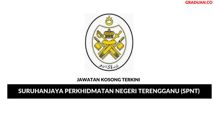 Permohonan Jawatan Kosong Terkini Suruhanjaya Perkhidmatan Negeri Terengganu (SPNT)