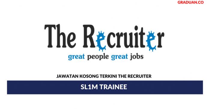 Permohonan Jawatan Kosong Terkini The Recruiter