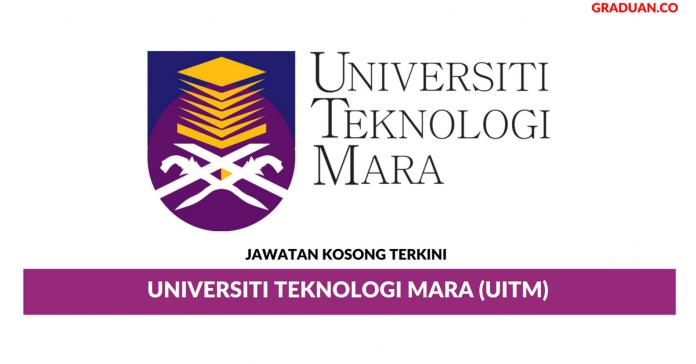 Permohonan Jawatan Kosong Terkini Universiti Teknologi MARA Pulau Pinang