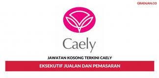 Permohonan Jawatan Kosong Terkini Caely (M) Sdn Bhd