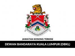 Permohonan Jawatan Kosong Terkini Dewan Bandaraya Kuala Lumpur (DBKL)