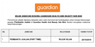 Guardian Health And Beauty Sdn Bhd