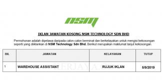 NSM Technology Sdn Bhd