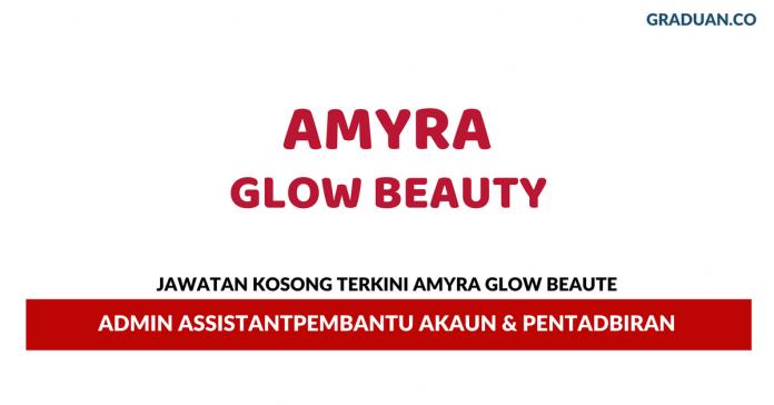 Permohonan Jawatan Kosong Terkini Amyra Glow Beaute