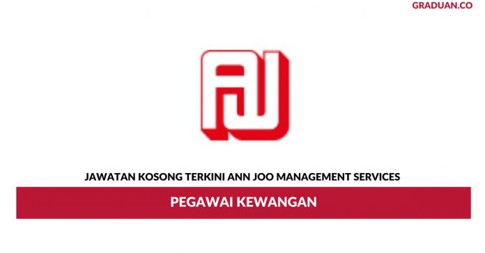 Permohonan Jawatan Kosong Terkini Ann Joo Management Services