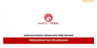 Permohonan Jawatan Kosong Terkini Ants Tribe Sdn Bhd