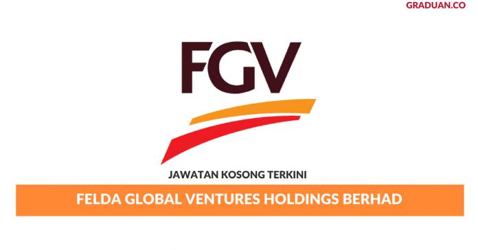 Permohonan Jawatan Kosong Terkini Felda Global Ventures Holdings Berhad