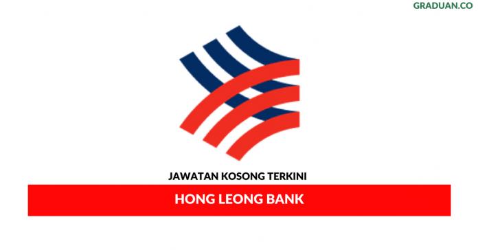 Permohonan Jawatan Kosong Terkini Hong Leong Bank