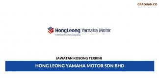 Permohonan Jawatan Kosong Terkini Hong Leong Yamaha Motor Sdn Bhd