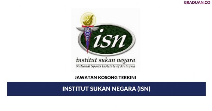 Permohonan Jawatan Kosong Terkini Institut Sukan Negara (ISN)