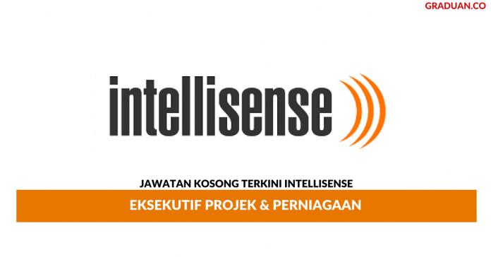 Permohonan Jawatan Kosong Terkini Intellisense Sdn Bhd