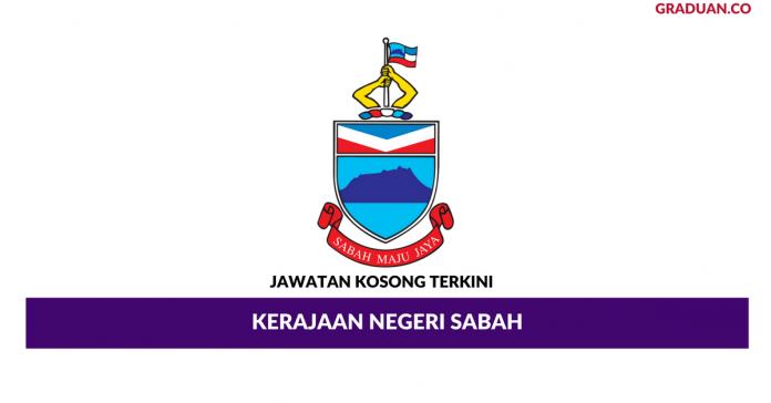 Permohonan Jawatan Kosong Terkini Kerajaan Negeri Sabah