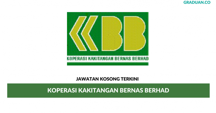 Permohonan Jawatan Kosong Terkini Koperasi Kakitangan BERNAS Berhad