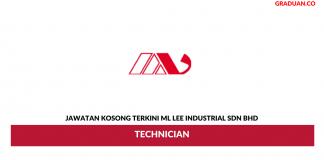 Permohonan Jawatan Kosong Terkini ML Lee Industrial Sdn Bhd