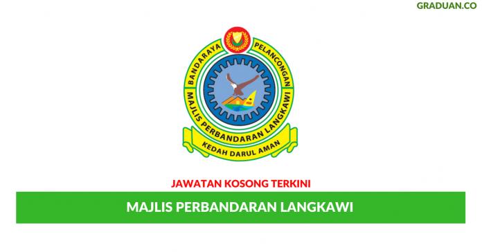 Permohonan Jawatan Kosong Terkini Majlis Perbandaran Langkawi Bandaraya Pelancongan (MPLBP)
