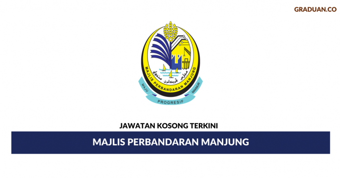 Permohonan Jawatan Kosong Terkini Majlis Perbandaran Manjung