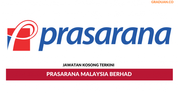 Permohonan Jawatan Kosong Terkini Prasarana Malaysia Berhad