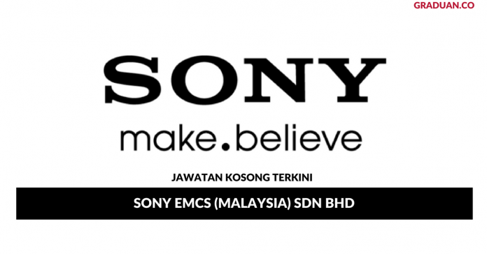 Permohonan Jawatan Kosong Terkini Sony EMCS (Malaysia) Sdn Bhd