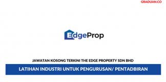 Permohonan Jawatan Kosong Terkini The Edge Property Sdn Bhd