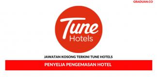 Permohonan Jawatan Kosong Terkini Tune Hotels