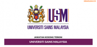 Permohonan Jawatan Kosong Terkini Universiti Sains Malaysia Berhad