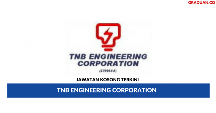 Permohonan Jawatan Kosong Terkini TNB Engineering Corporation Sdn Bhd