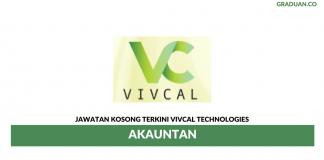 Permohonan Jawatan Kosong Terkini Vivcal Technologies Sdn Bhd