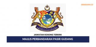 Permohonan Jawatan Kosong Terkini Majlis Perbandaran Pasir Gudang