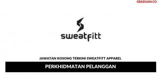 Permohonan Jawatan Kosong Terkini Sweatfitt Apparel