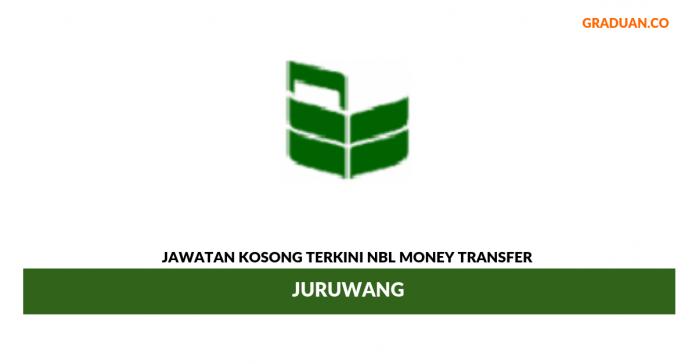 Permohonan Jawatan Kosong Terkini NBL Money Transfer