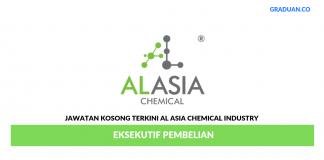 Permohonan Jawatan Kosong Terkini Al Asia Chemical Industry