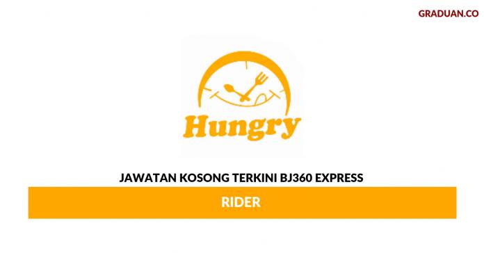 Permohonan Jawatan Kosong Terkini BJ360 Express