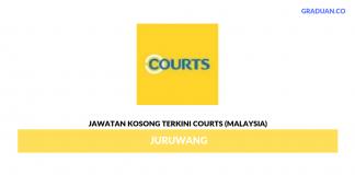 Permohonan Jawatan Kosong Terkini Courts Malaysia