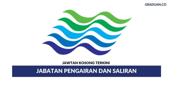 Permohonan Jawatan Kosong Terkini Jabatan Pengairan & Saliran Malaysia